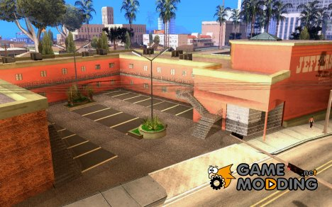 UGP Moscow New Jefferson Motel для GTA San Andreas
