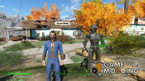 Компаньон Штурматрон-Доминатор для Fallout 4
