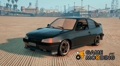 Opel Kadett E GSI for GTA 5