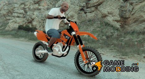 KTM 450SX Racing (2007) 0.2b for GTA 5