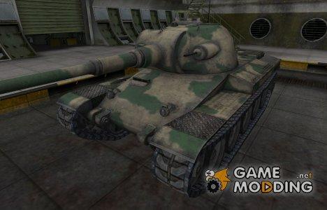 Скин для немецкого танка Indien Panzer for World of Tanks