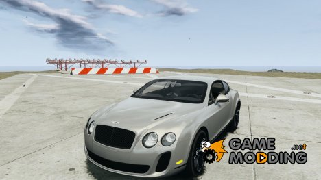 Bentley Continental SS 2010 Le Mansory [EPM] для GTA 4