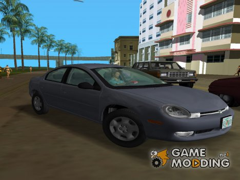Dodge Neon 2000 for GTA Vice City