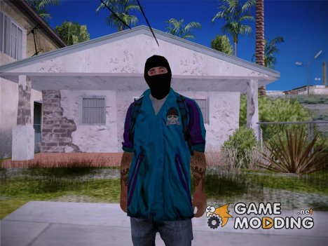 Robbery for GTA San Andreas