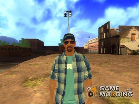 Jimmy Boston (GTA V) для GTA San Andreas