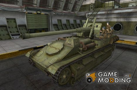 Ремоделлинг для СУ-8 для World of Tanks