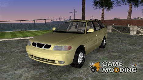 Daewoo Nubira I Kombi US 1999 для GTA Vice City
