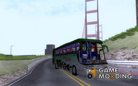 Marcopolo Paradiso 1200 4X2 Volvo B12R Buses Nilahue for GTA San Andreas