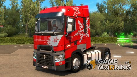 Renault -T Trucks for Euro Truck Simulator 2