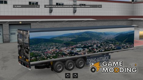 Cities of Russia v 3.4 for Euro Truck Simulator 2