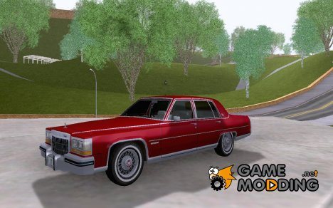 Cadillac Fleetwood Brougham '85 for GTA San Andreas
