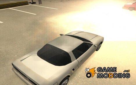 Raketa Car для GTA San Andreas