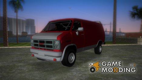 GMC Vаndura Gangbur for GTA Vice City