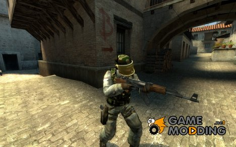Desert GIGN для Counter-Strike Source