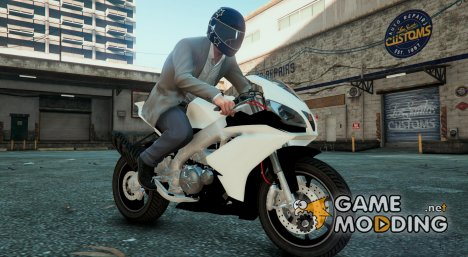 Aprilia RSV4 APRC  for GTA 5