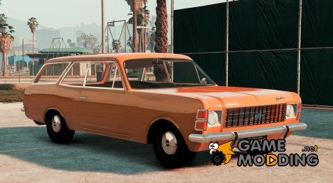 Chevrolet Caravan 1975 2.0 for GTA 5