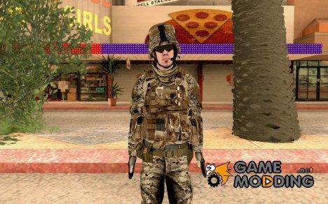 USMC - 1st Marine Division for GTA San Andreas