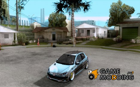 Peugeot 206 GTI for GTA San Andreas