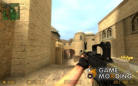 My Hack L85A1 for Counter-Strike Source