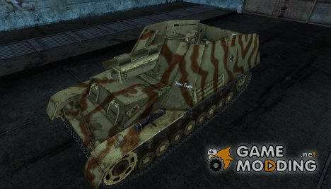 Hummel Dr_Nooooo для World of Tanks
