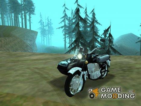 Пак Мото Байков ИЖ для GTA San Andreas