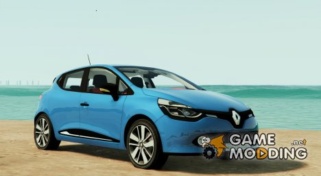 Renault Clio 4 for GTA 5
