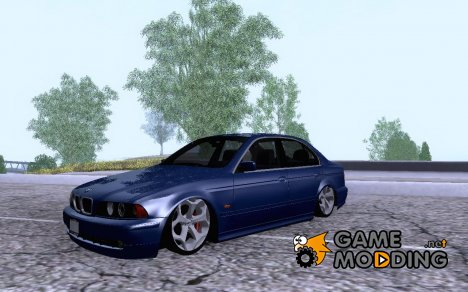 BMW E39 FIXA Com Gallop Milano for GTA San Andreas