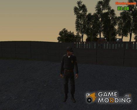 Оружие и скины для сервера CRMP for GTA San Andreas