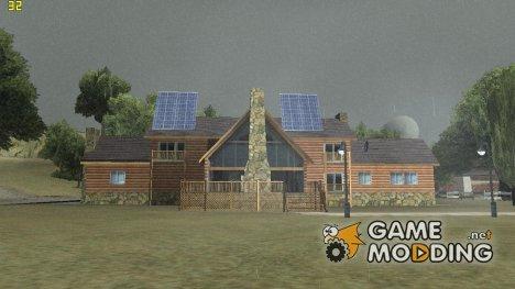 Солнечные батареи для GTA San Andreas