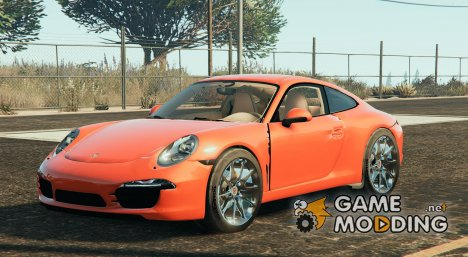 2012 Porsche 911 Carrera S for GTA 5
