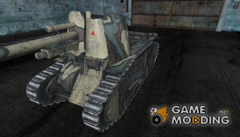 Лучшая шкурка для 105 leFH18B2 for World of Tanks