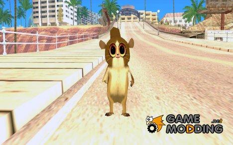 Морт из Мадагаскара для GTA San Andreas