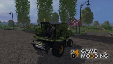ДОН 1500А for Farming Simulator 2015