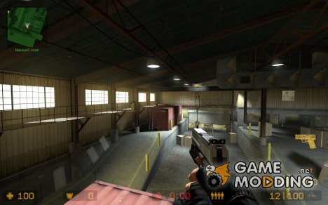 Lonewolf Tactical USP for Counter-Strike Source