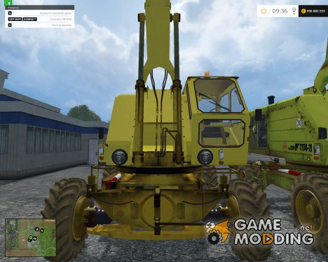 Modset T174 2B V 1.0 for Farming Simulator 2015