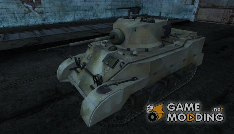 M5 Stuart от sargent67 for World of Tanks