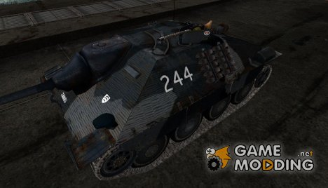 Hetzer 19 for World of Tanks