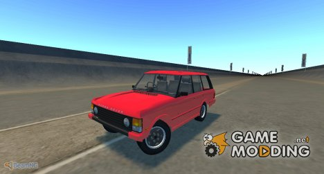 Range Rover Classic для BeamNG.Drive