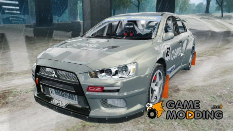 EvoX from DirT 3 [EPM] для GTA 4
