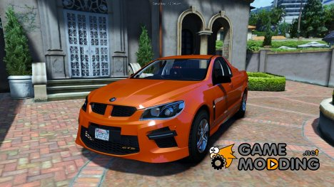 HSV Limited Edition GTS Maloo 1.1 for GTA 5