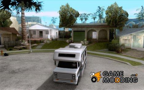 Дом на колёсах for GTA San Andreas