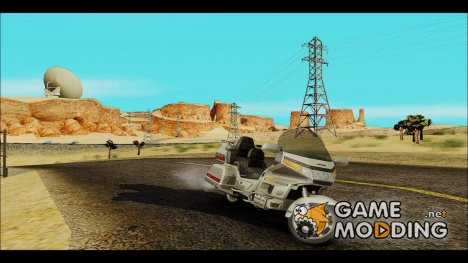 1990 Honda Goldwing GL 1500 для GTA San Andreas