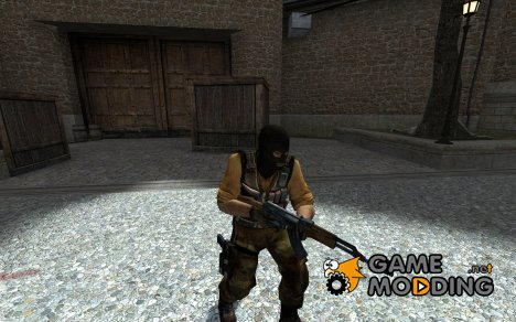 Dirty Swamp Phoenix для Counter-Strike Source