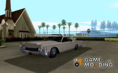 Lincoln 1966 v1 (stock) for GTA San Andreas