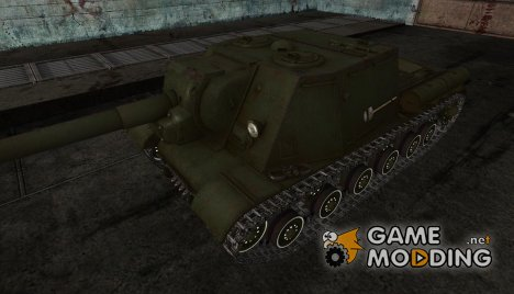 ИСУ-152 09 for World of Tanks