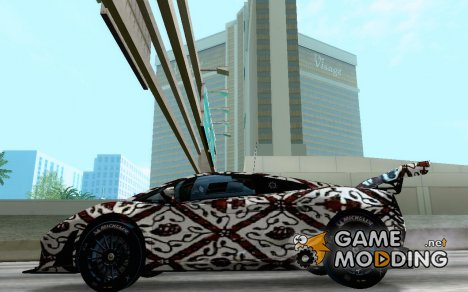 "Lamborghini Gallardo ""Batik Edition"" for GTA San Andreas"