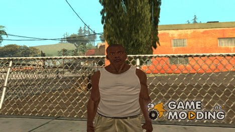 Franklin for SAMP для GTA San Andreas