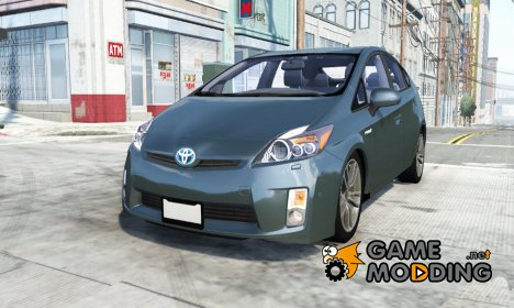 Toyota Prius (XW30) 2009 for BeamNG.Drive