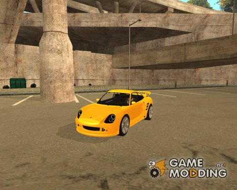 Pfister Comet GTA V for GTA San Andreas