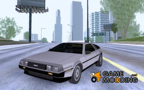 Delorean 81 for GTA San Andreas